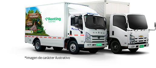 alquiler de camiones por día