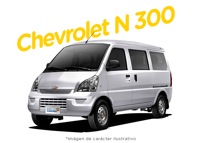 chevroletn300