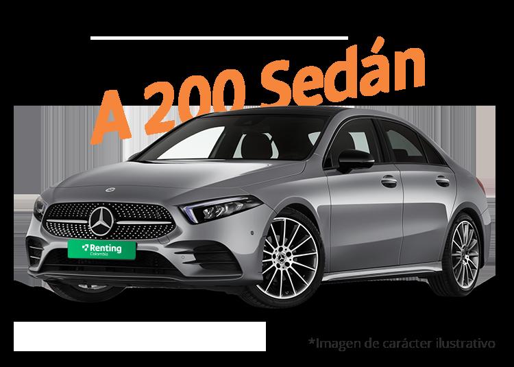 A200-sedán