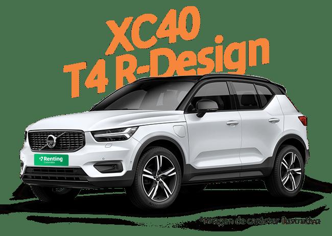 XC40 T4 R-Design