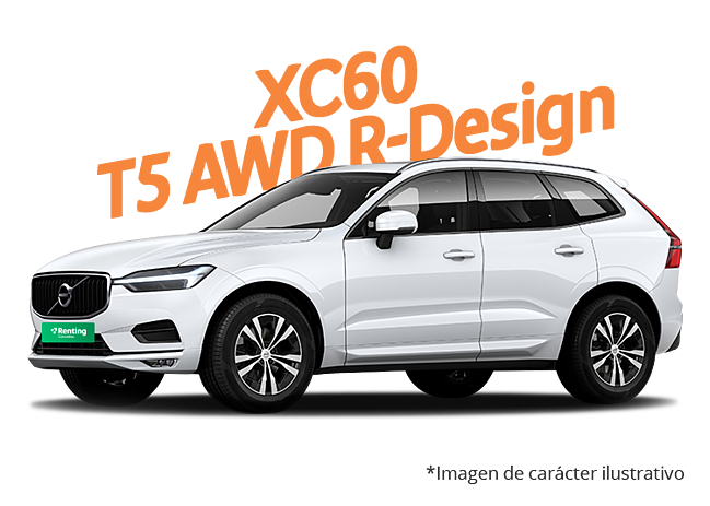 XC60 T5 AWD R-Design