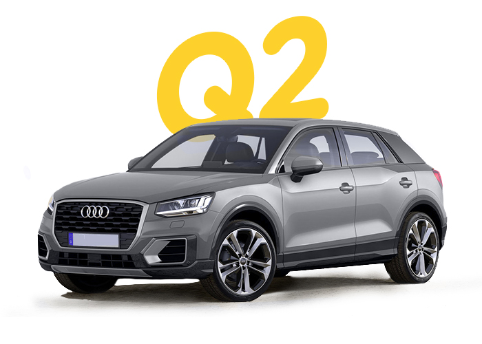 Renting Colombia Audi Q2