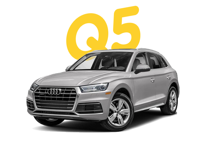 Renting Colombia Audi Q5