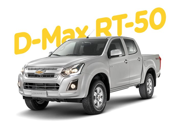 Renting Colombia Chevrolet Dmax