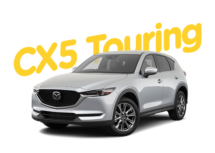 Renting Colombia Mazda CX5 Touring