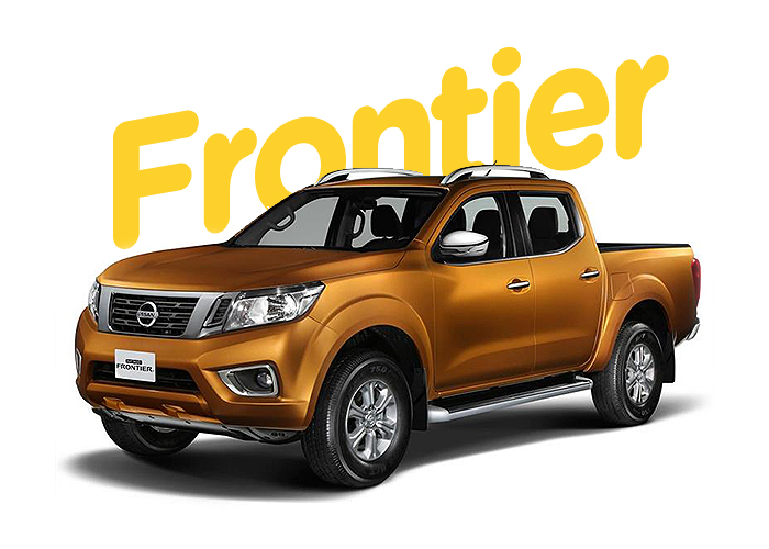 Renting Colombia Nissan Frontier