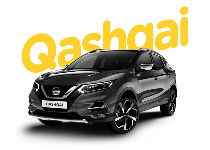 Renting Colombia Nissan Qashqai