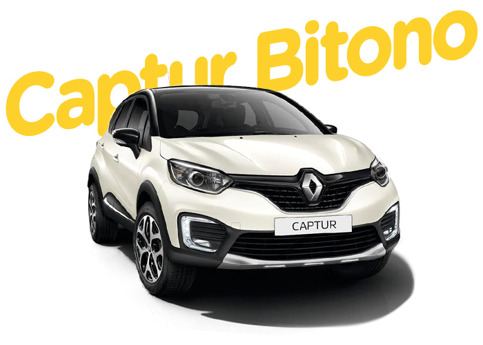 Renting Colombia Renault Captur