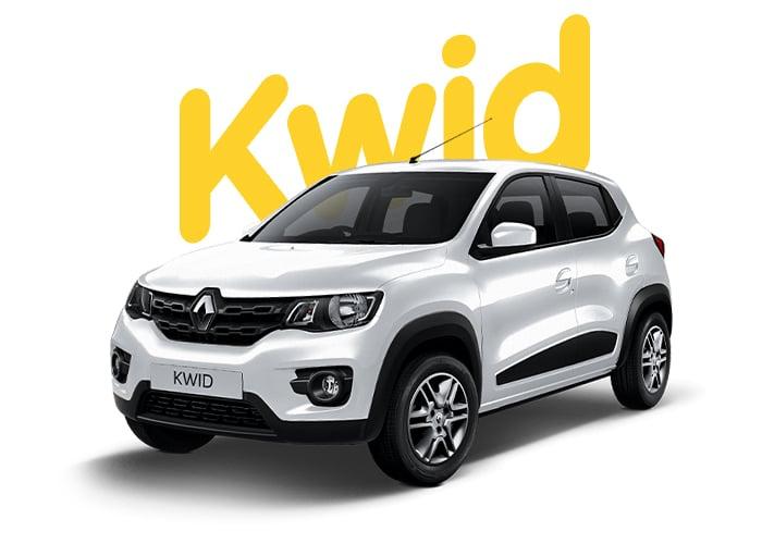 Renting Colombia Renault Kwid