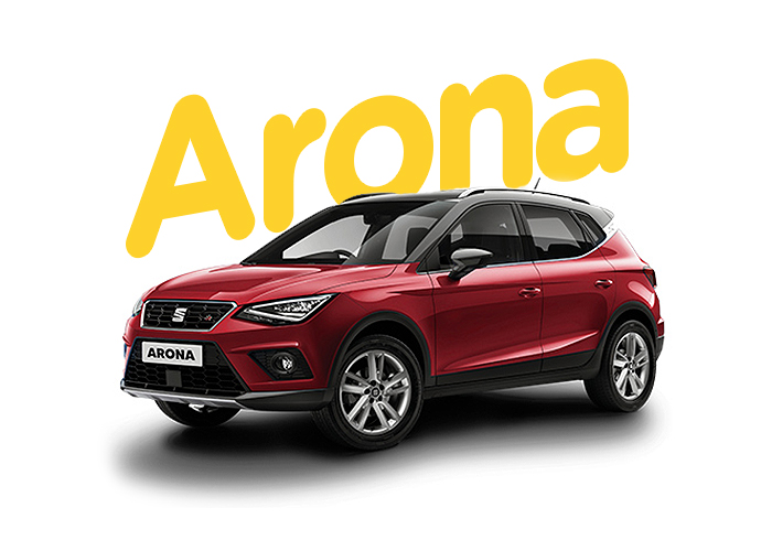 Renting Colombia SEAT Arona