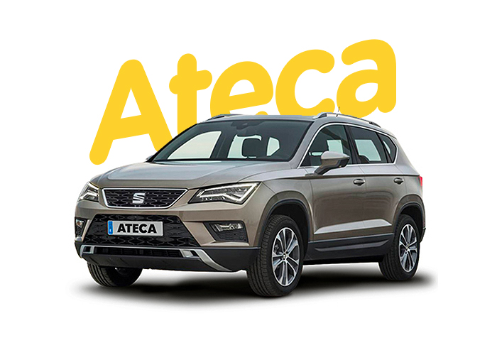 Renting Colombia SEAT Ateca