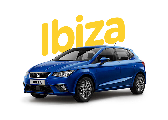 Renting Colombia SEAT Ibiza