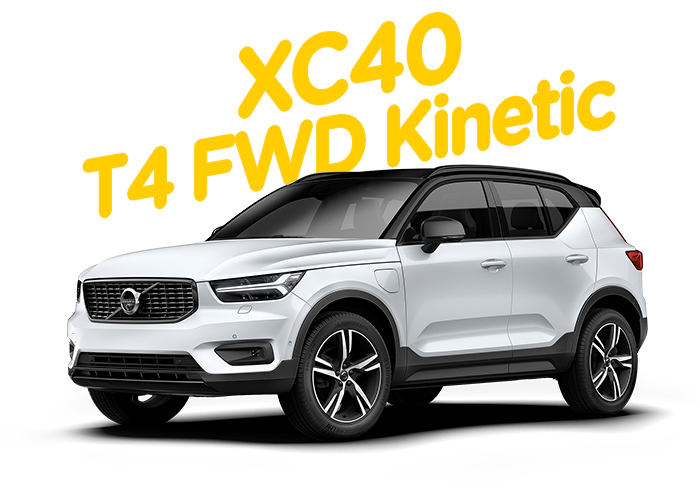Renting Colombia Volvo XC40 T4 FWD Kinetic