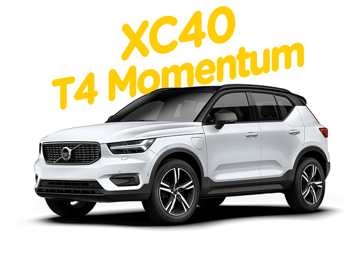 Renting Colombia Volvo XC40 T4 Momentum