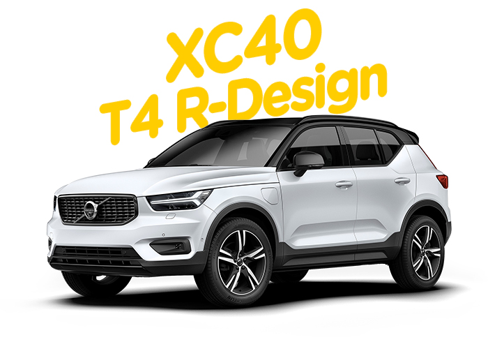 Renting Colombia Volvo XC40 T4 R-Design