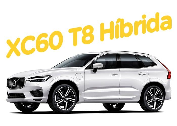 Renting Colombia Volvo XC60 Híbrida