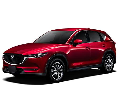 Renting Colombia Mazda CX5