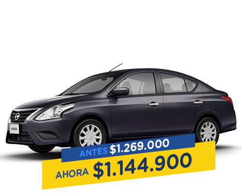 Renting colombia nissan versa