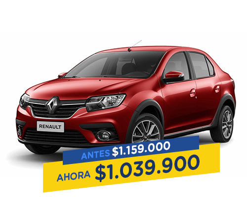 renting colombia Renault Logan expression