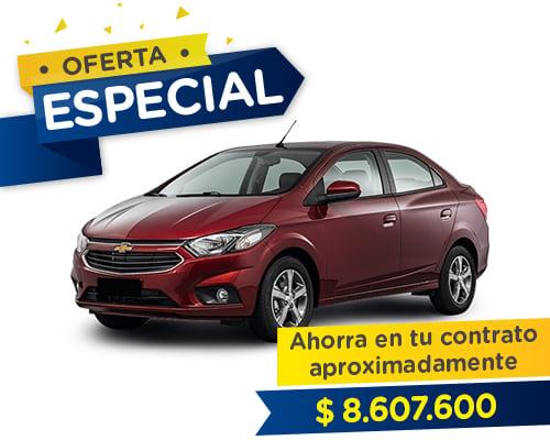 Renting Colombia chevrolet onix ltz