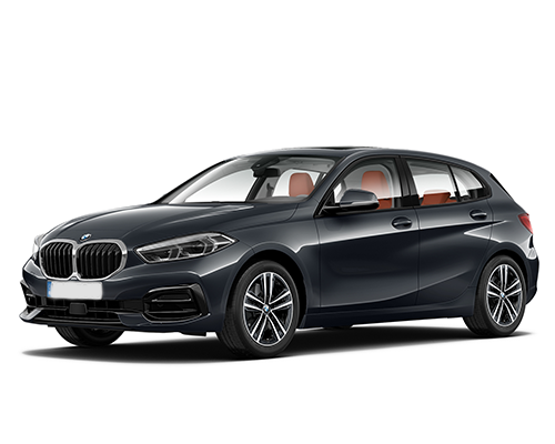 Renting Colombia BMW 118i