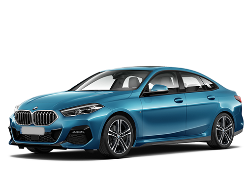 Renting Colombia BMW 218i Gran Coupe M