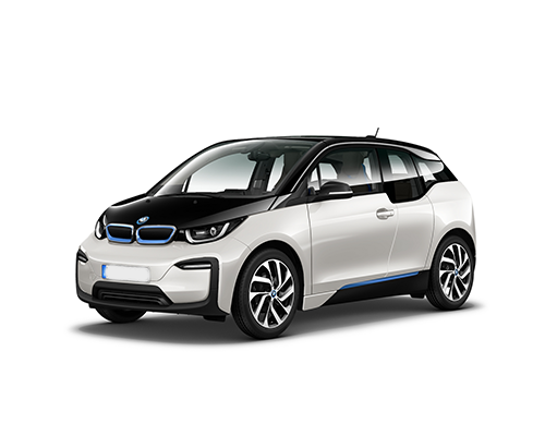 Renting Colombia BMW i3 Aterlier (Eléctrico)