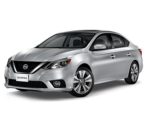 Renting Colombia Nissan Sentra