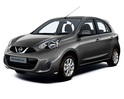 Nissan March Sense 1.6 AT -Automovil