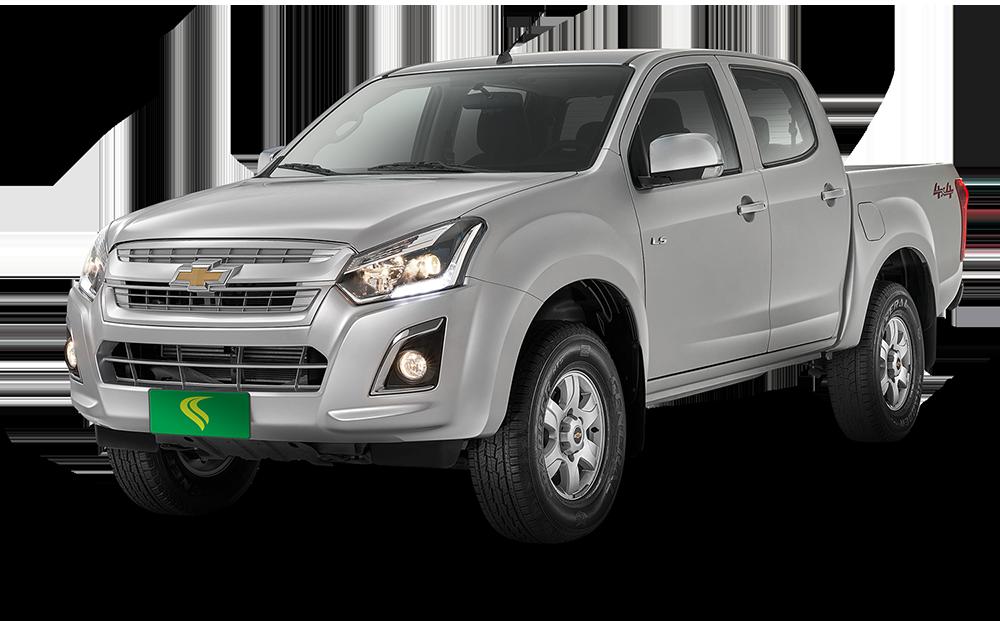 Localiza Colombia Chevrolet D-max