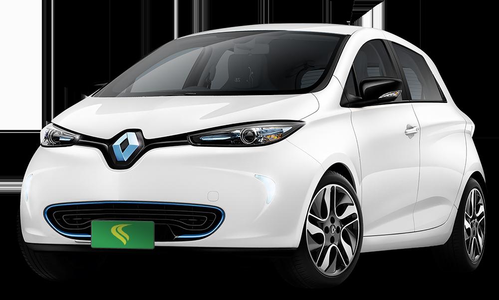 Localiza Colombia Renault Zoe